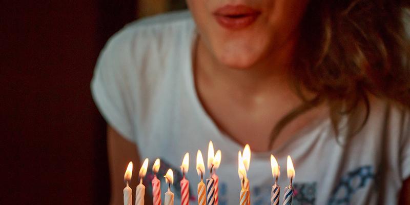 un deseo de cumpleaños