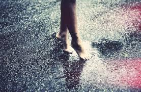 la fria lluvia